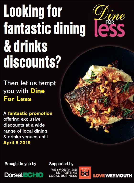 Dine for Less
