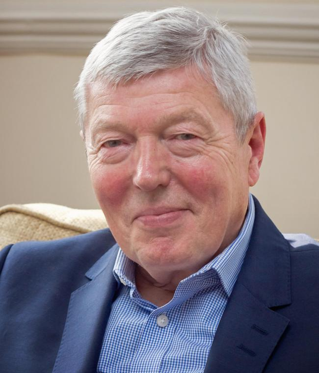 Alan Johnson will be talking at Dorchester Corn Exchange