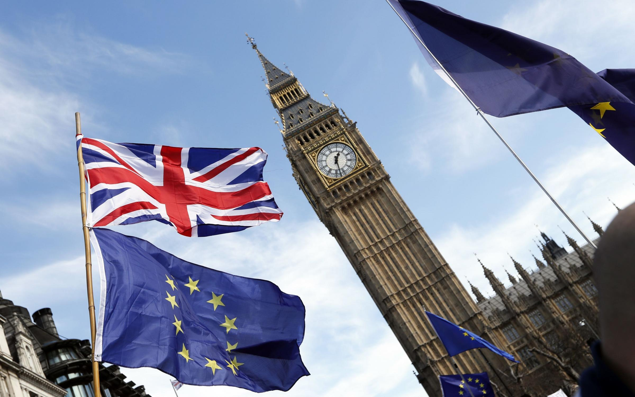 Letter: Threat of declining democracy does not come from the EU