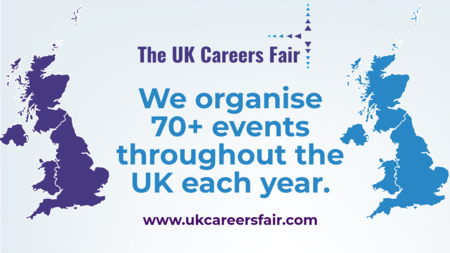 The UK Careers Fair in Bournemouth - 15th May