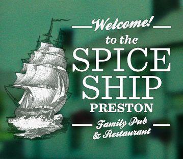 The Spice Ship