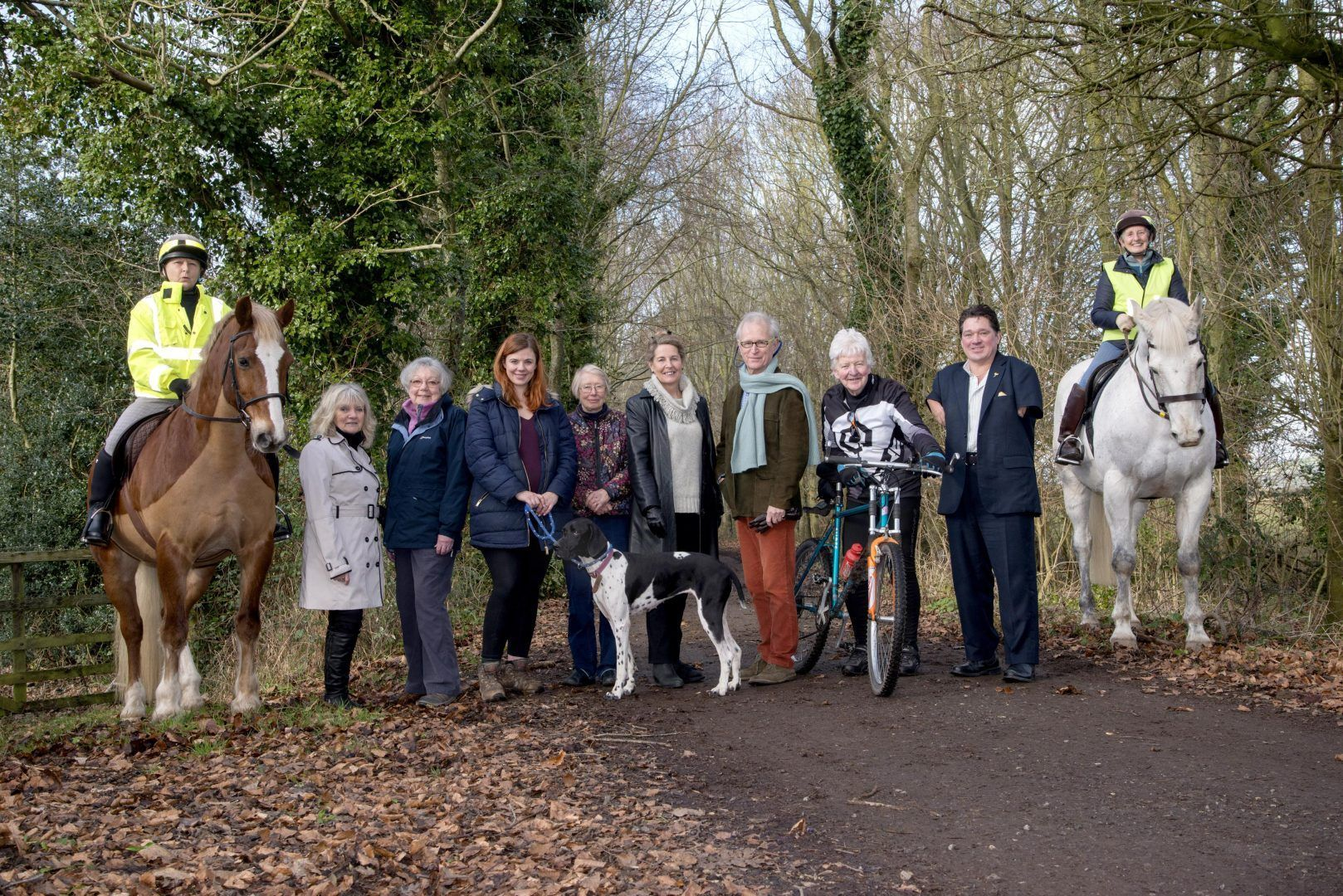 £70,000 has been granted to the North Dorset Trailway Trust