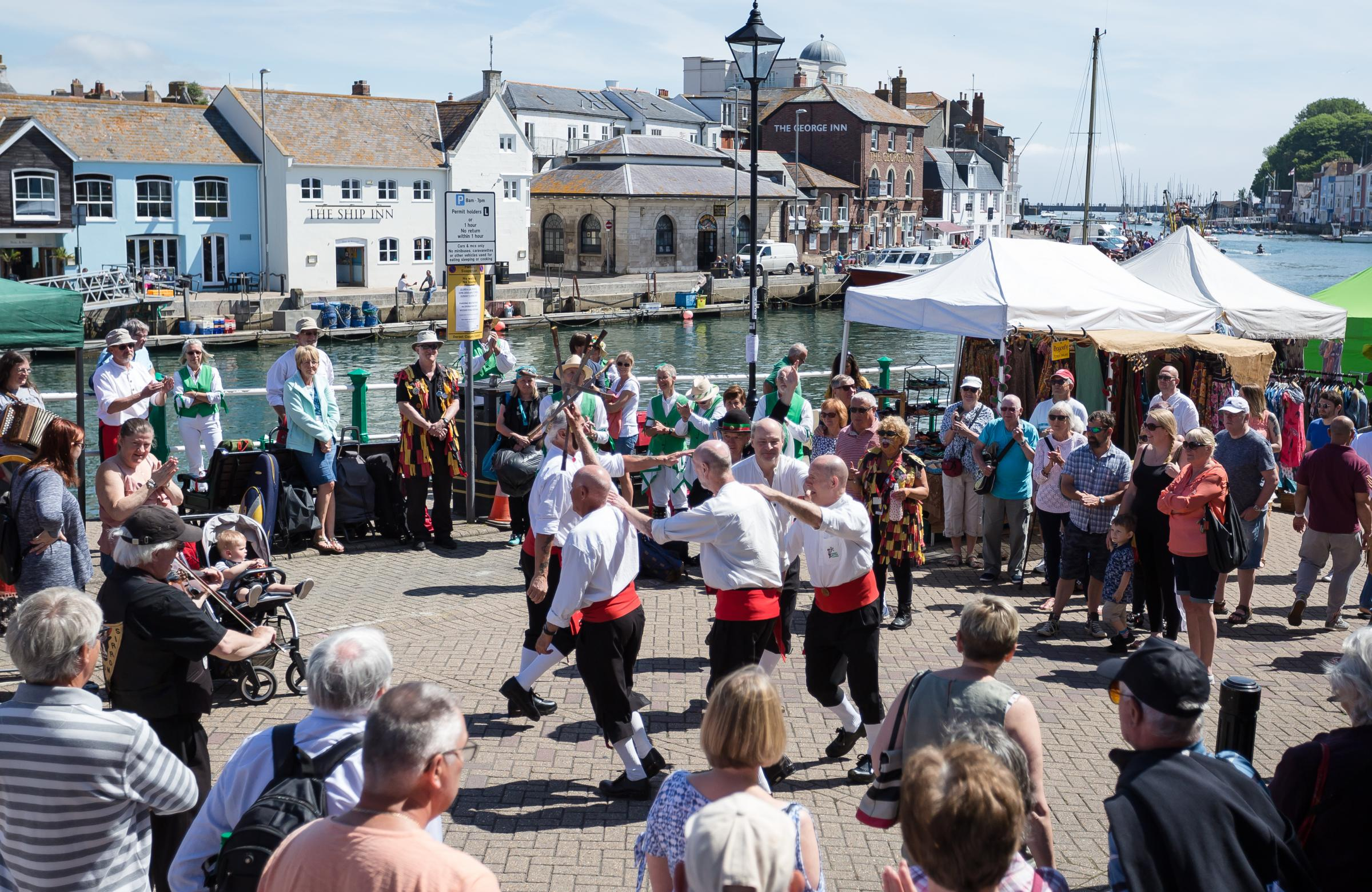 How you can help this year's Wessex Folk Festival be another huge success