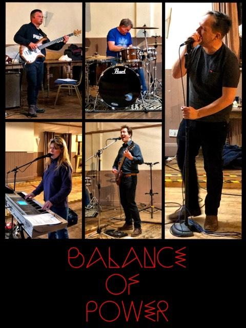 LET'S GET ROCKED: 80s rockers Balance of Power are back with a gig at Finns in Weymouth on February 22   Picture: PAUL CALDWELL