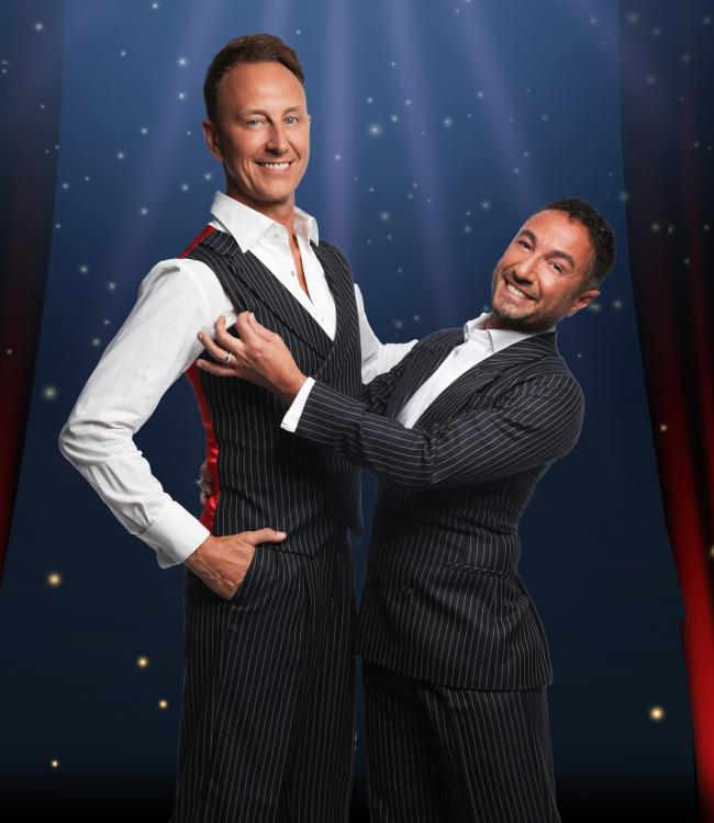 The Ballroom Boys - Ian Waite and Vincent Simeone