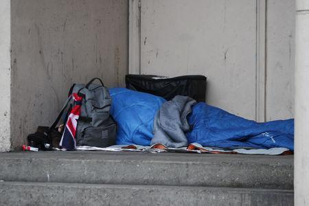 Concerns for  homeless people in Weymouth