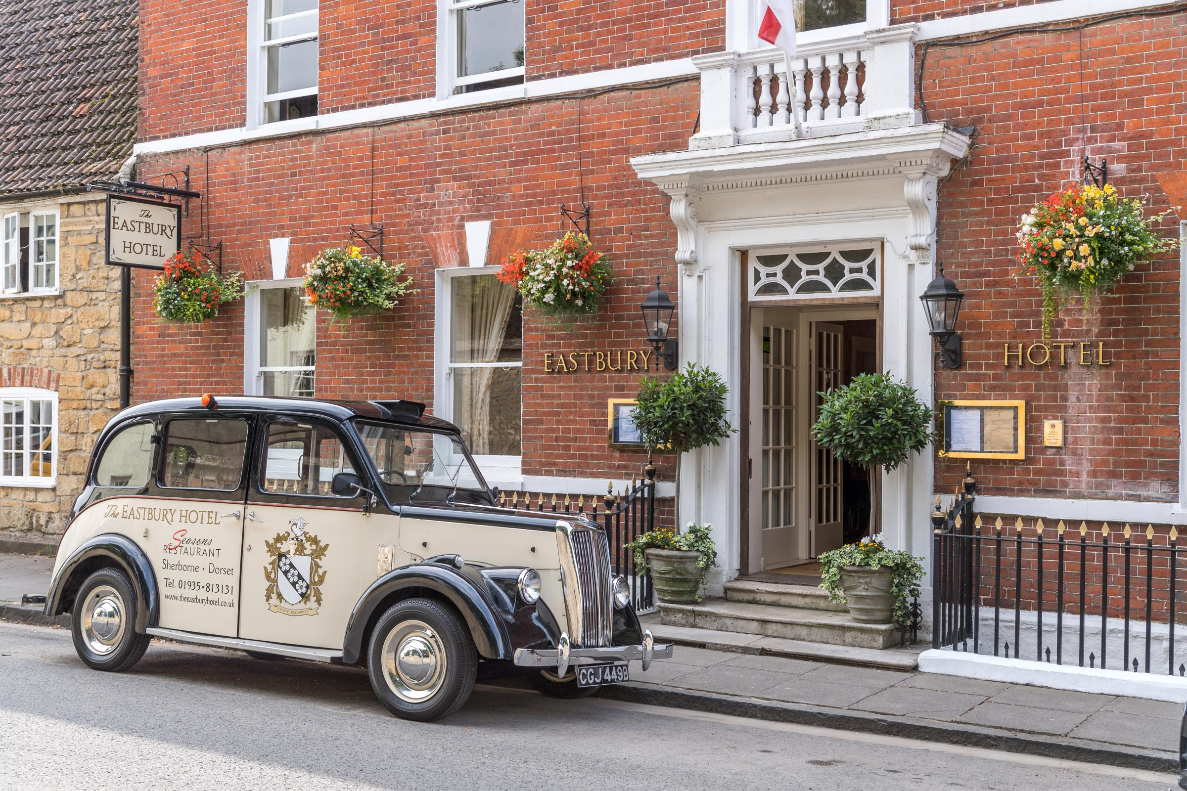 Hotel wins excellence award for its luxury - and value for money