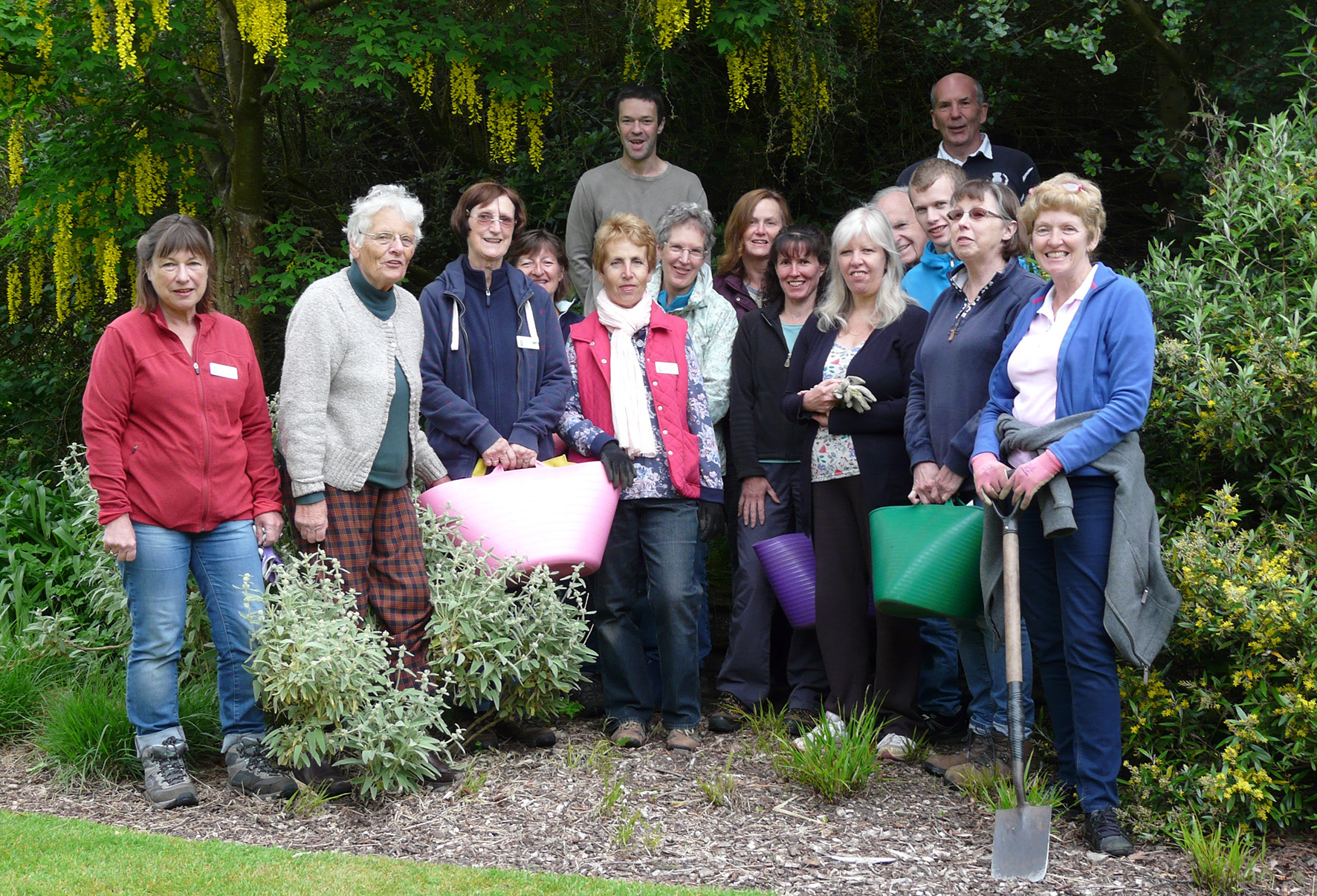 Foundation Friday Open Day: We Value our Volunteers
