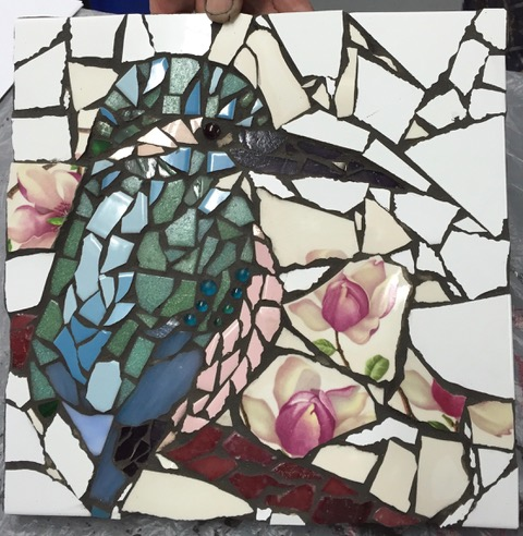 Workshop: Mosaics with Sarah Moore