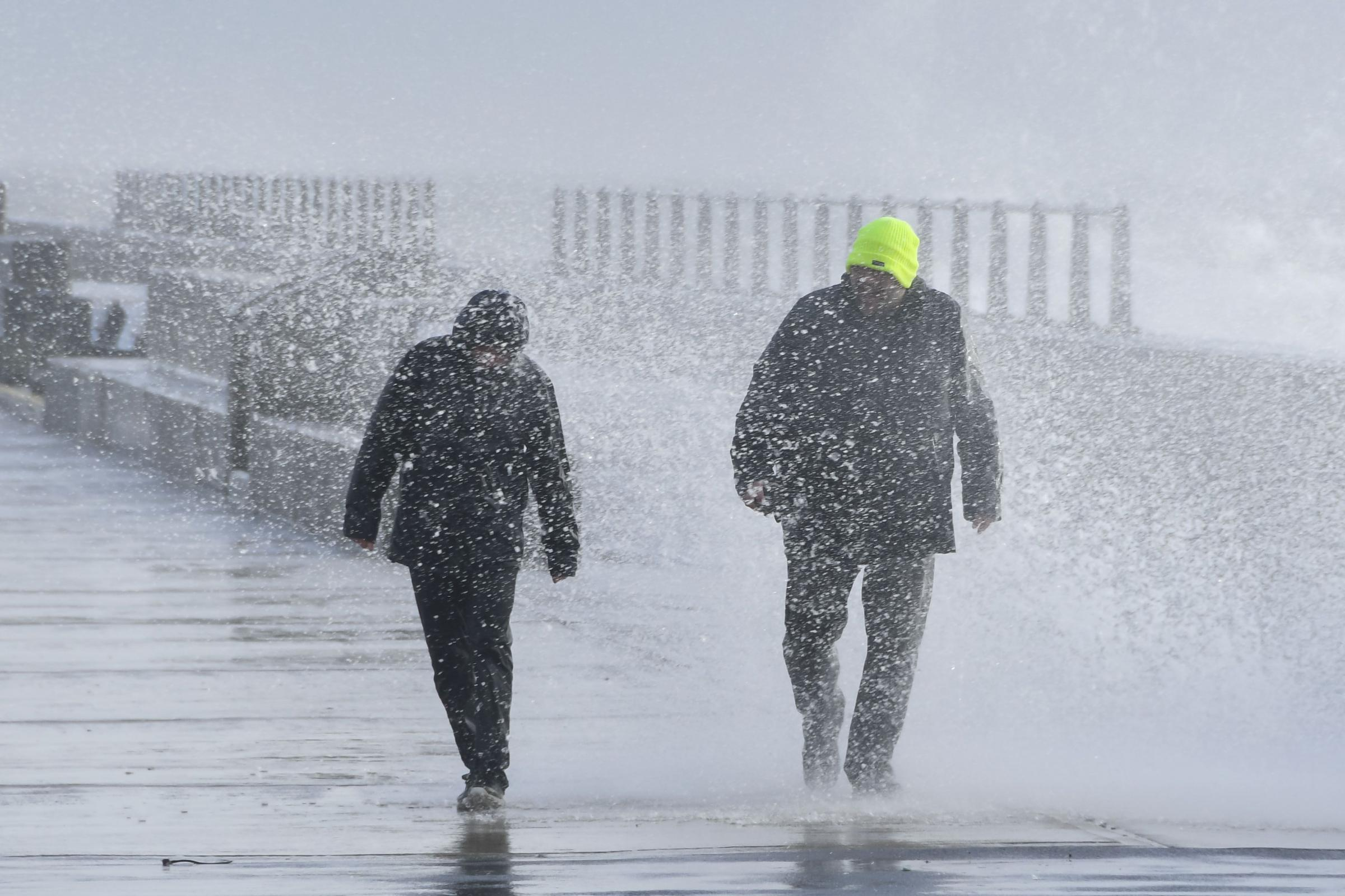 Storm Hannah is due to hit Dorset on Friday