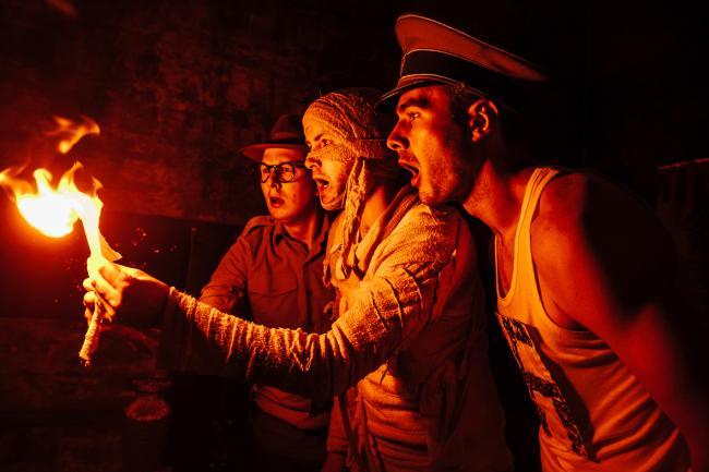 Enjoy obscure 80s ballads in double bill of comic theatre | Dorset Echo