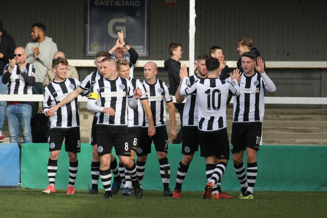 MYSTERY: Dorchester Town have announced six friendlies plus a mystery clash Picture: PHIL STANDFIELD