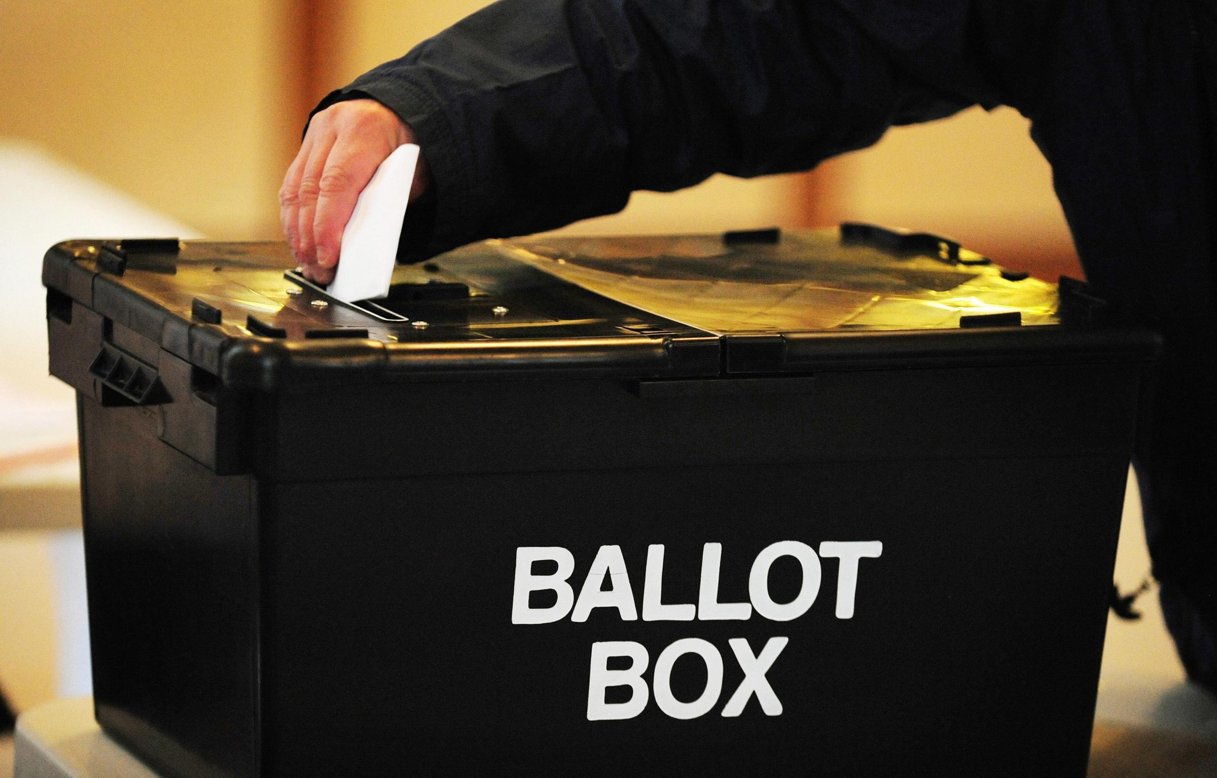 Parliamentary candidates confirmed for general election as nominations close
