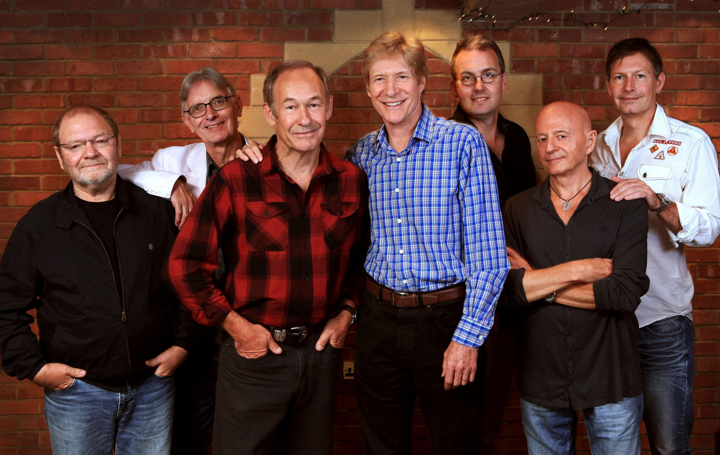 'The R word is banned' - The Manfreds to play hits, jazz, blues and more at pavilion show