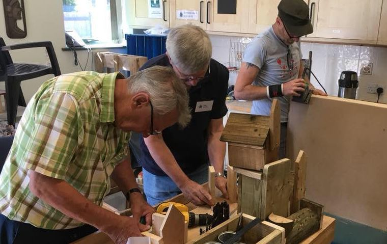 Wareham Men's Shed