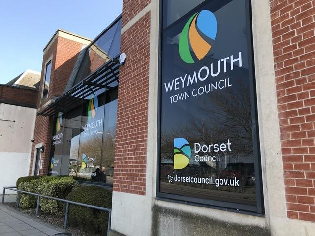 Weymouth Town Council ofices, Commercial Road