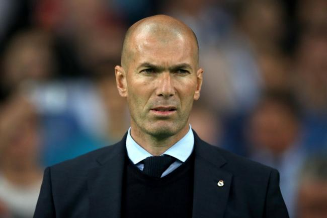 Zinedine Zidane has demanded more from his players