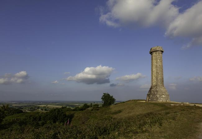 Hardy Monument, Dorset Picture: National Trust Images/Mel Peters