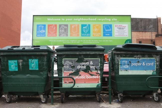 Awe Inspiring Charities Can Get Free Entry Into Dorset Waste Partnership Recycling Wiring 101 Eattedownsetwise Assnl