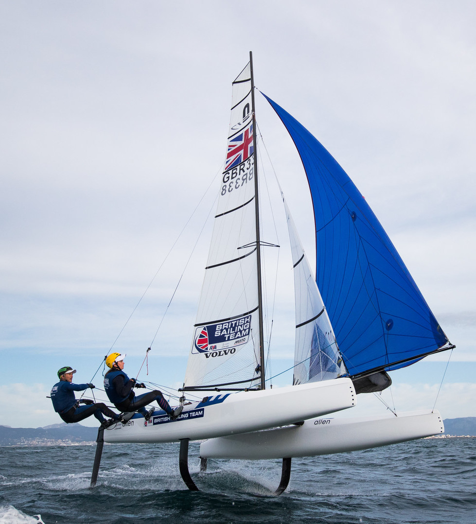 SPONSORSHIP: Volvo will sponsor the European Championships             Picture: LLOYD IMAGES/RYA