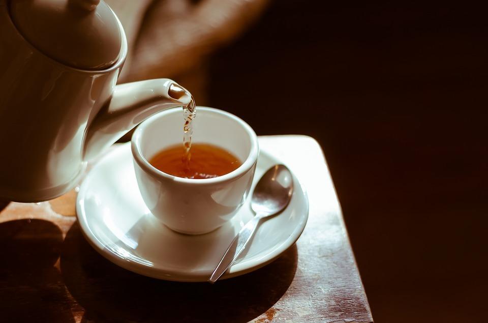 Enjoy tea with Dorset artist Dorothy Boyesen