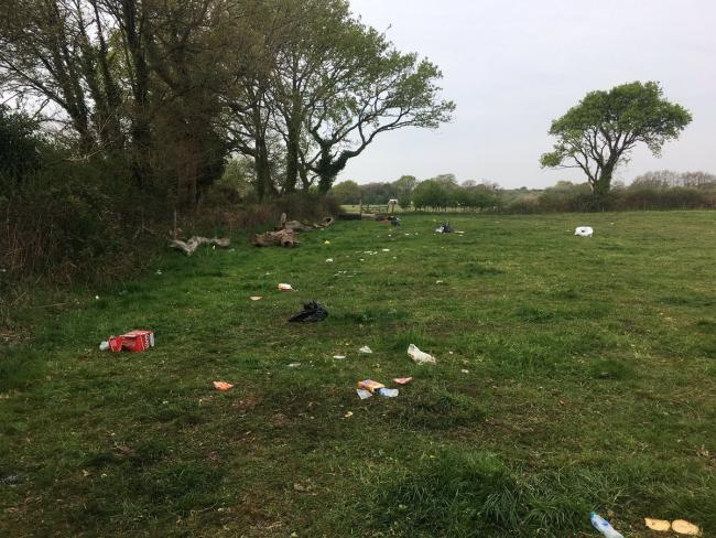 Two arrests for suspected drug driving at illegal Purbeck rave