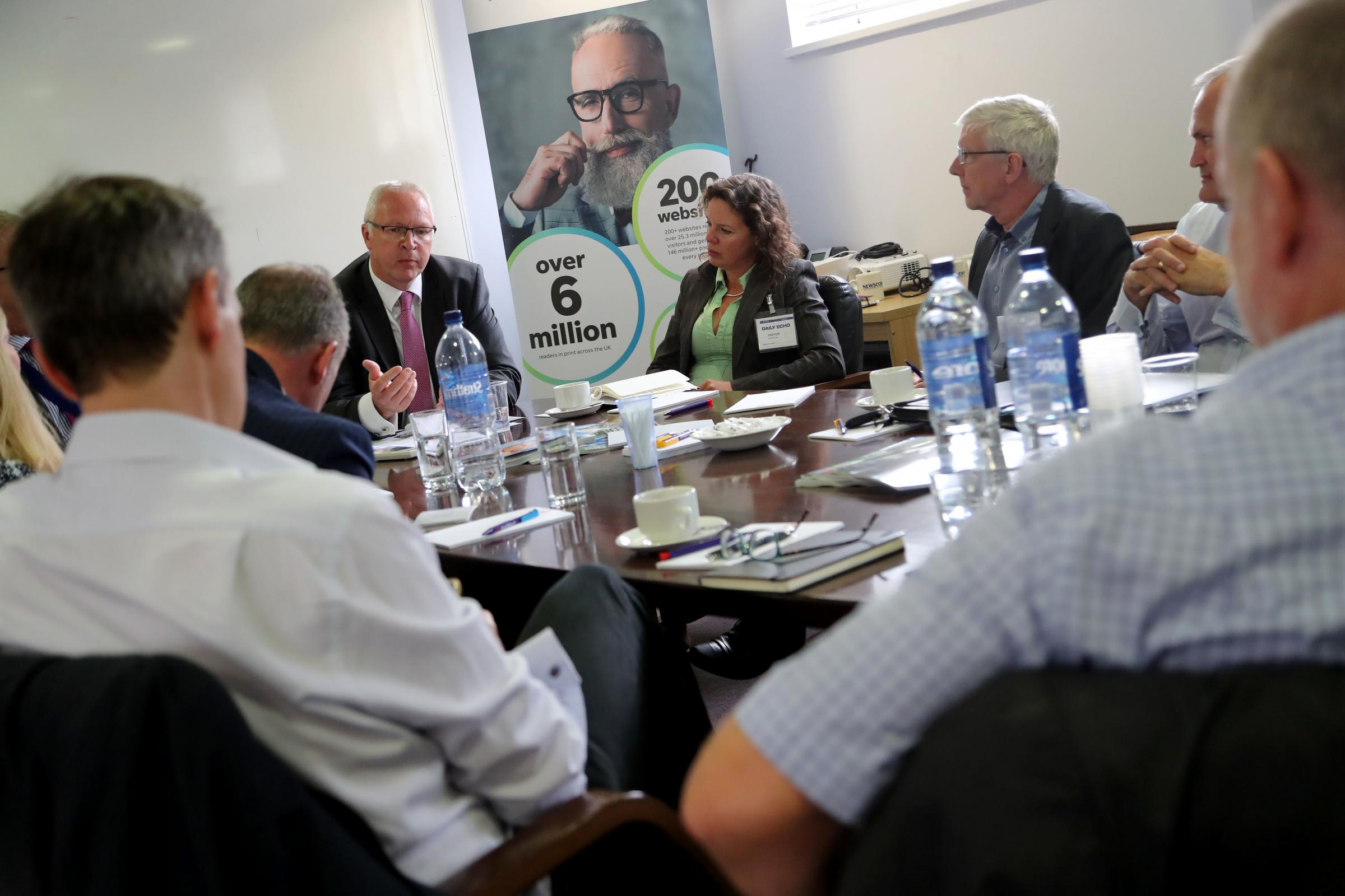 Dorset SMEs are focus of NatWest round table meeting