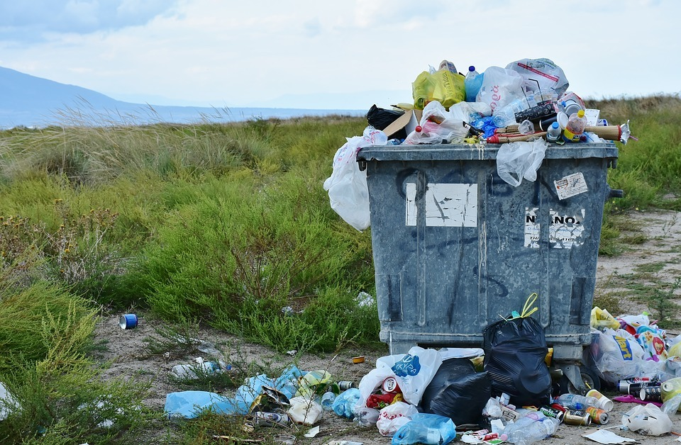 Voices: If we do not act, our planet will be a dump