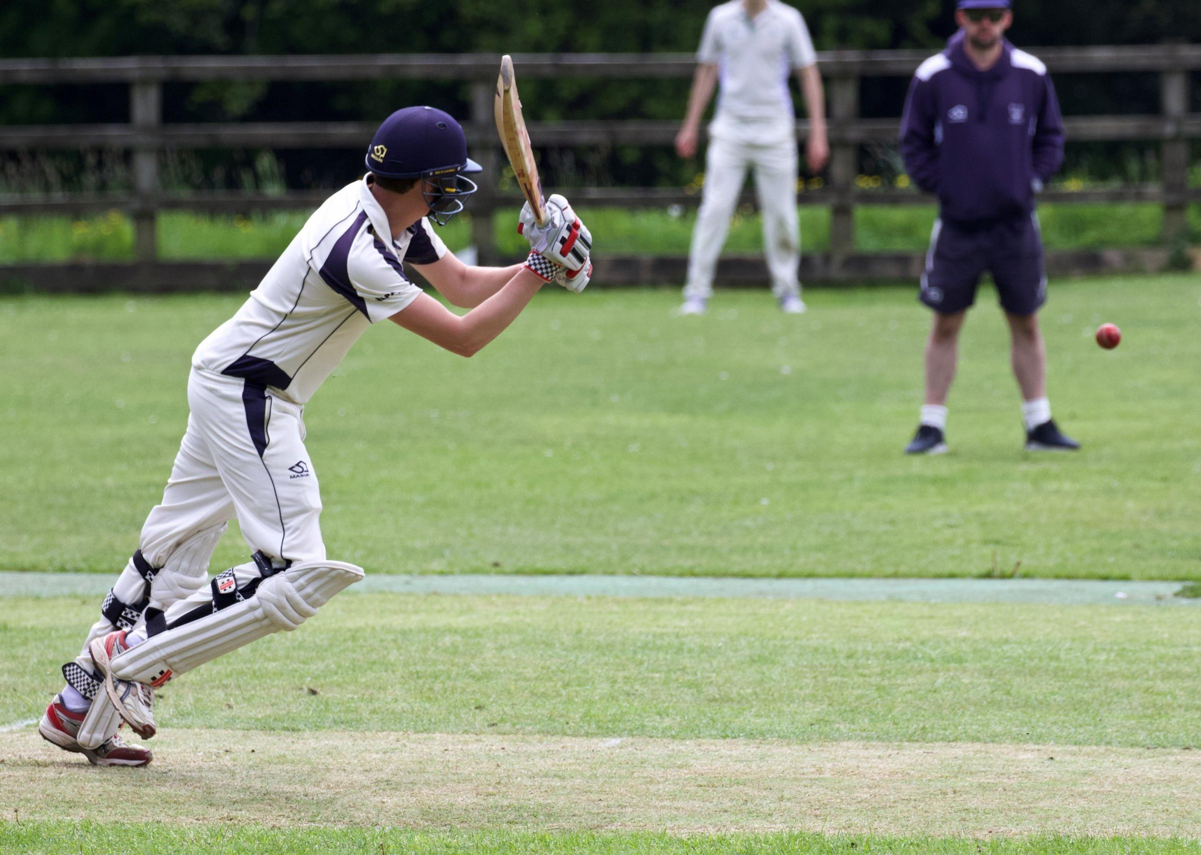 MARVELLOUS INNINGS: Liam Toohill cracked an unbeaten 149 			                 Picture: BETH SCOTT