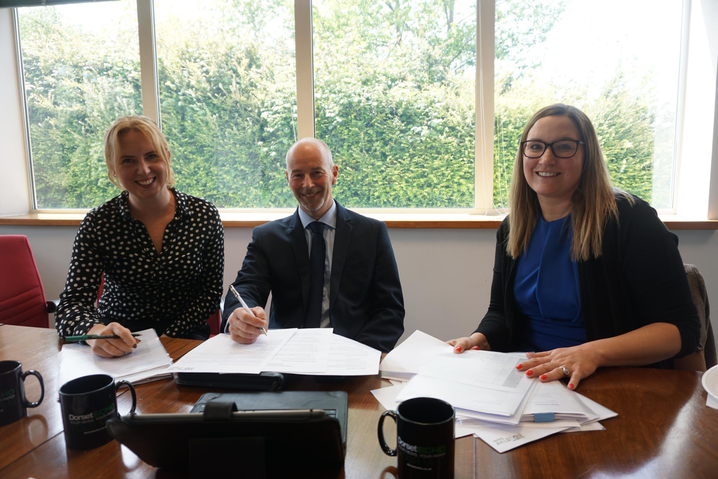 Judging of this year's Dorset Echo Industry Awards is now complete