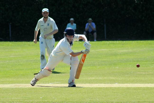 TOP ORDER: Weymouth opening batsman Paul Collins comes into the side           Picture: STEVE HUNTER