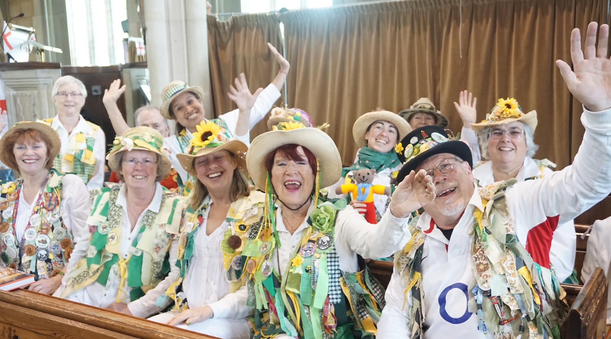 £3k boost for St George's Church in Fordington following success of annual fair