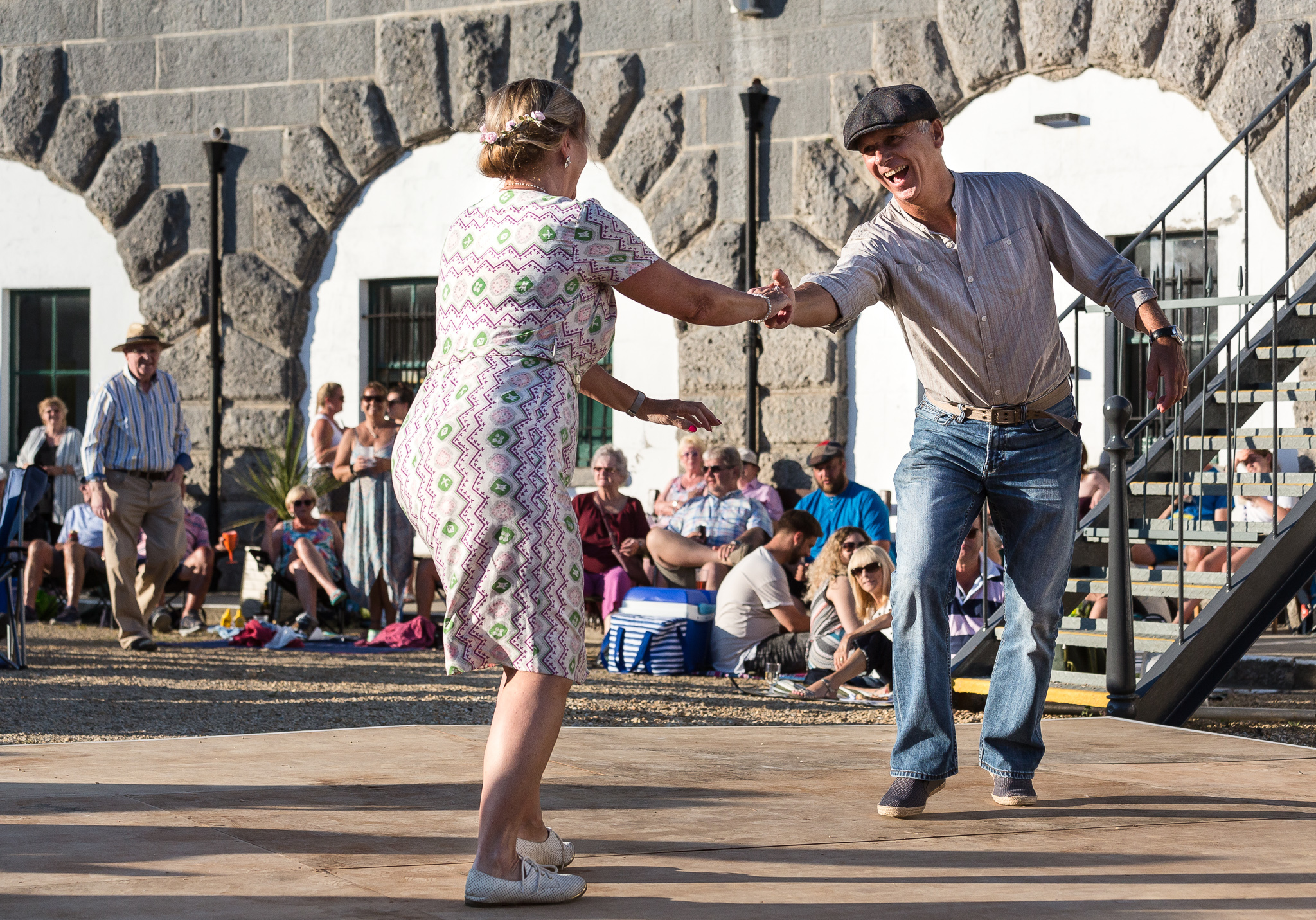 Immerse yourself in the 1940s at nostalgic weekend