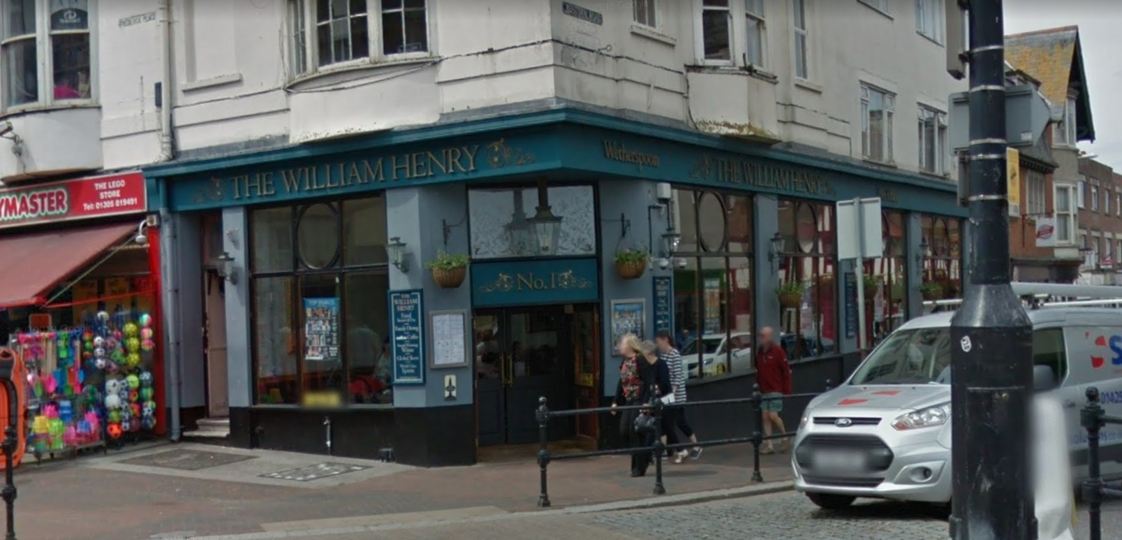 William Henry pub in Weymouth is planning a refurbishment