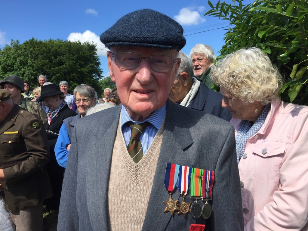 Hero recalls the horrors of war: 'It was as though our senses had been dulled'