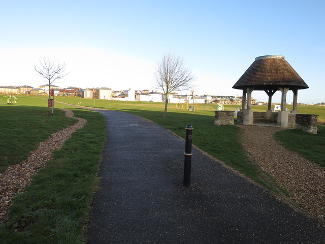 Plans for new pavilion on Poundbury's Great Field